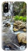 Downstream From Chittenango Falls IPhone Case