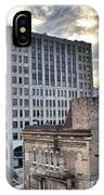Downtown Appleton Skyline IPhone Case