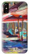Downtown Bistro IPhone Case