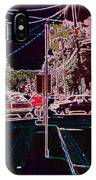 Downtown Eclipse IPhone Case