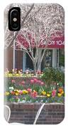 Downtown, Hendersonville, Nc IPhone Case