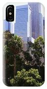 Downtown Los Angeles. 6th Street IPhone Case