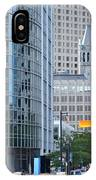 Downtown Milwaukee IPhone Case