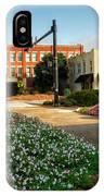 Downtown Murphy North Carolina IPhone Case
