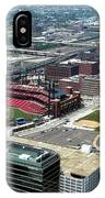Downtown St. Louis 2 IPhone Case