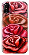 Dozen Roses IPhone Case