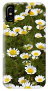 Dozens Of Daisies IPhone Case