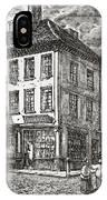 Dr. Samuel Johnson S Birthplace In IPhone Case