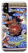 Dragon And Bird IPhone Case