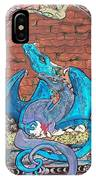 Dragon Family IPhone Case