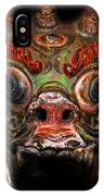 Dragon Of Nepal IPhone Case
