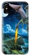 Dragon Spit IPhone Case