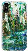 Dragonflies Palace  IPhone Case