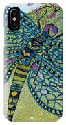 Dragonfly And Cherry Blossoms IPhone Case
