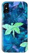 Dragonfly Blues IPhone Case