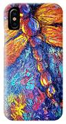 Dragonfly F IPhone Case