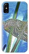 dragonfly Interior IPhone Case