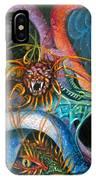 Dragons Three IPhone Case