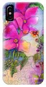 Dream Flowers IPhone Case