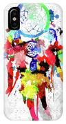 Dreamcatcher Grunge IPhone Case