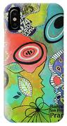 Dreaming In Colour 2 IPhone Case