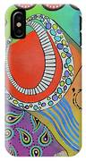 Dreaming In Colour IPhone Case