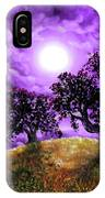 Dreaming Of Oak Trees IPhone Case