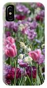Dreaming Of Tulips IPhone Case
