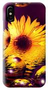 Dreams 4 - Sunflower IPhone Case