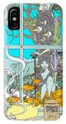 Dreams Of Fish IPhone Case