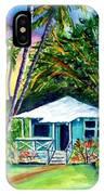 Dreams Of Kauai 2 IPhone Case