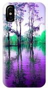 Dreamy Bayou Sorrel IPhone Case