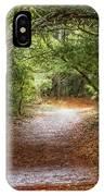 Dreamy Walk IPhone Case
