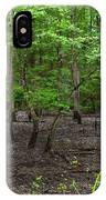 Dried Up  Pond IPhone Case