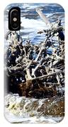 Driftwood Lace IPhone Case