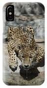 Drinking Jaguar IPhone Case