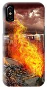 Drive Deadly  IPhone Case