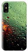 Droplets IIi IPhone Case
