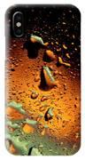 Droplets Ix IPhone Case