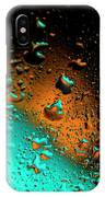Droplets Vi IPhone Case