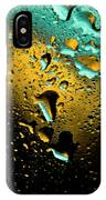 Droplets Viii IPhone Case