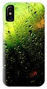 Droplets Xii IPhone Case