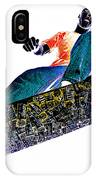Dropping In IPhone Case