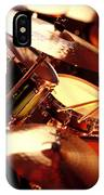 Drums IPhone Case