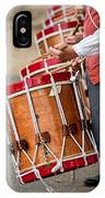 Drums Of The Revolution IPhone Case