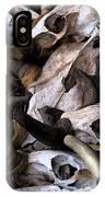 Dry As Bones IPhone Case