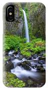 Dry Creek Falls IPhone Case