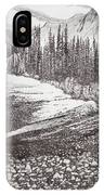 Dry Riverbed IPhone Case