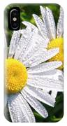 Dual Daisies IPhone Case