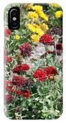 Dubai Flowers IPhone Case